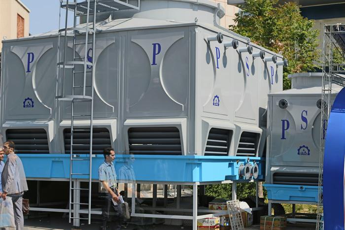 نمایشگاه برج خنک کننده